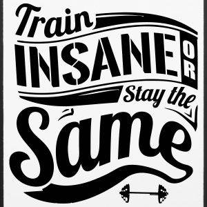 Train Insane Gym Workout  - iPhone 6/6s Rubber Case