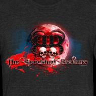 Design ~ Bloodshed Brothers Mens Tri-Blend