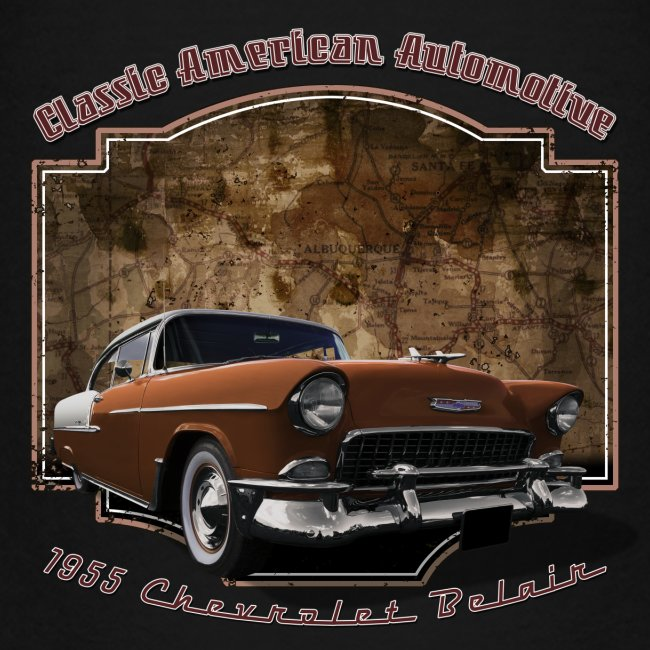 Kids T-shirt T-shirt | 55 Chevy | Classic American Automotive