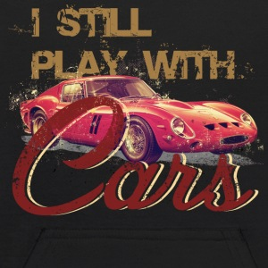 I Still play with cars - Kids' Hoodie