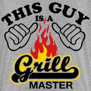 This Guy Is Grill Master - Kids' Premium T-Shirt