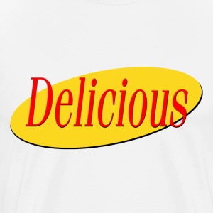 Delicious Seinfeld - Men's Premium T-Shirt