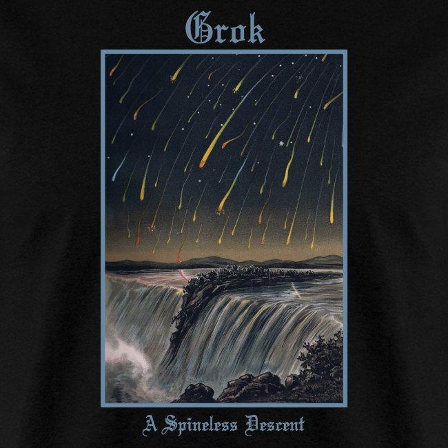 Grok - A Spineless Descent