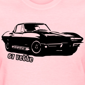 67' Corvette Stingray - Women's T-Shirt