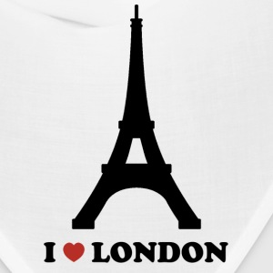 I Love London (Paris) - Bandana