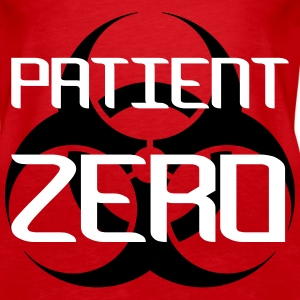 Patient Zero Tanks - Women's Premium Tank Top