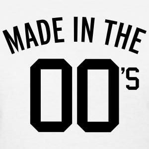 Made In The 00's  T-shirts - T-shirt pour femmes