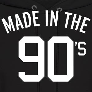 Made In The 90's  Hoodies - Men's Hoodie