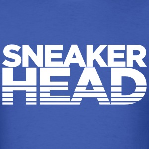 sneakerhead stacked T-Shirts - Men's T-Shirt