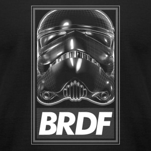 BRDF Stormtrooper - Men's T-Shirt by American Apparel