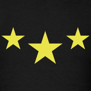Three Stars Exclusive - Men's T-Shirt