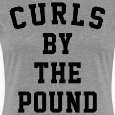 curls by the pound Women's T-Shirts