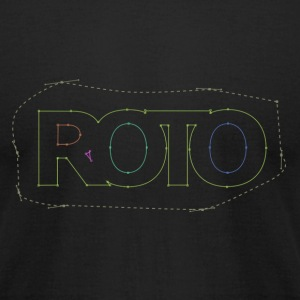 Roto - Men's T-Shirt by American Apparel