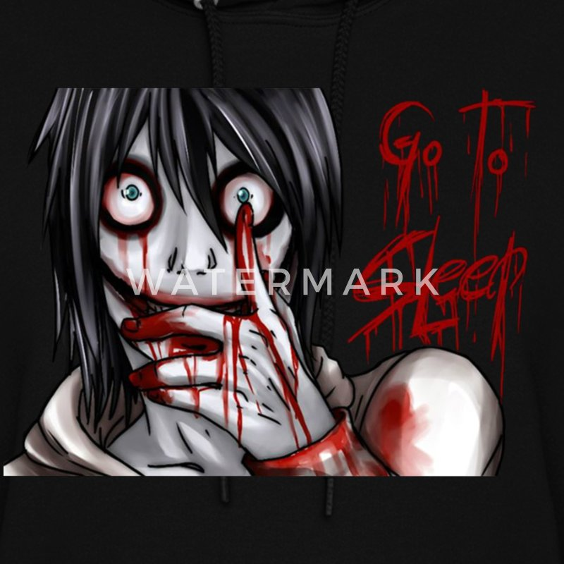 Jeff the Killer Hoodies - Women's Hoodie