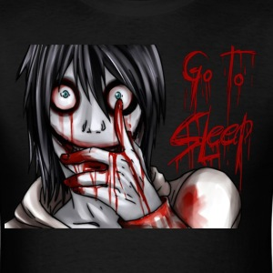 Jeff the Killer T-Shirts - Men's T-Shirt