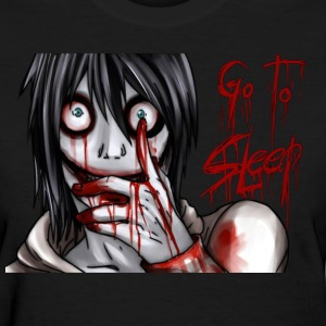 Jeff the Killer Women's T-Shirts - Women's T-Shirt