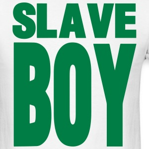 SLAVE BOY T-Shirts - Men's T-Shirt