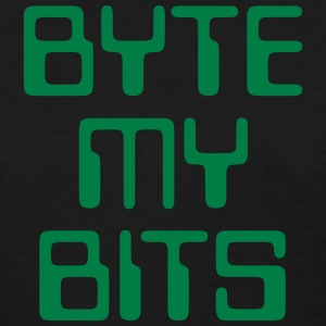 Byte My Bits - Women's T-Shirt
