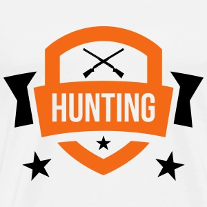 Hunting / Hunter T-Shirts - Men's Premium T-Shirt