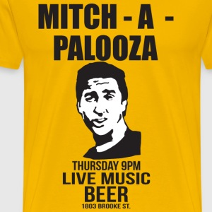 Mitch-A-Palooza! - Men's Premium T-Shirt