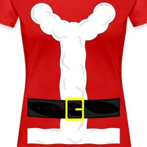 Santa Clause Chick Costume T-Shirt - Women's Premium T-Shirt