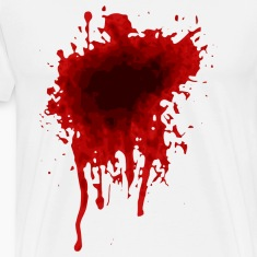 Blood Stain T-Shirts