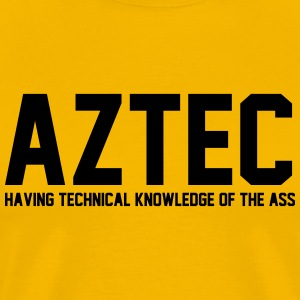 Aztec  - Men's Premium T-Shirt