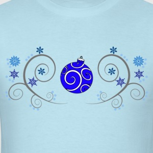 Winter Bobble - Men's T-Shirt