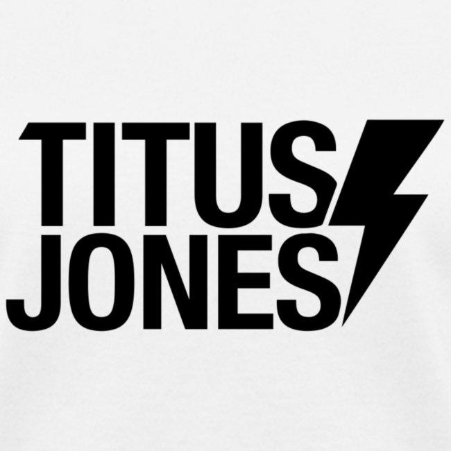 TJ Logo (White Tee) (Women's)