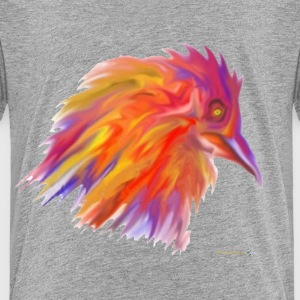 WILD ROOSTER - Toddler Premium T-Shirt