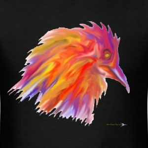 WILD ROOSTER - Men's T-Shirt