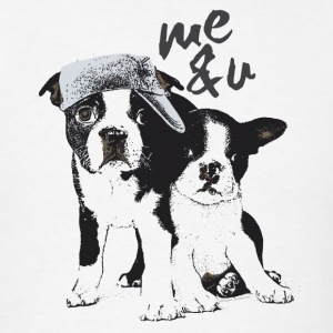 Me and You T-Shirt - Men's T-Shirt
