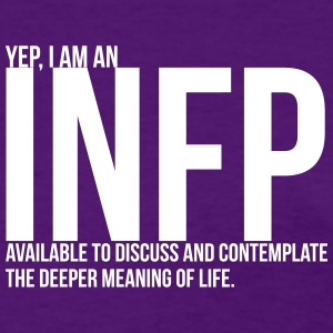 INFP Personality - Women's T-Shirt
