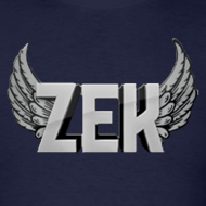 Design ~ Zek Logo Plain - Adult