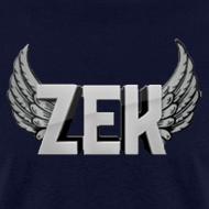 Design ~ Zek Logo Plain - Adult