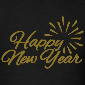 Happy New Year T-Shirts - Men's T-Shirt
