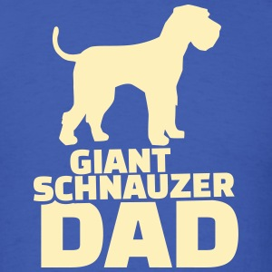 Giant Schnauzer Dad T-Shirts - Men's T-Shirt