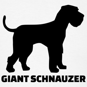 Giant Schnauzer T-Shirts - Men's T-Shirt