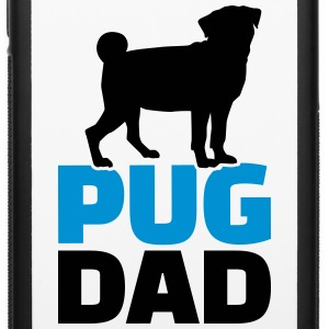 Pug Dad Accessories - iPhone 6/6s Rubber Case