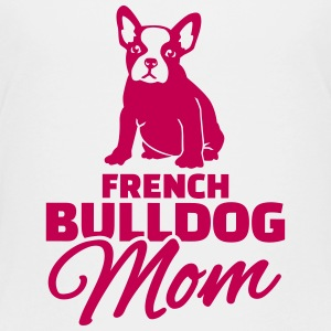 French Bulldog Mom Kids' Shirts - Kids' Premium T-Shirt