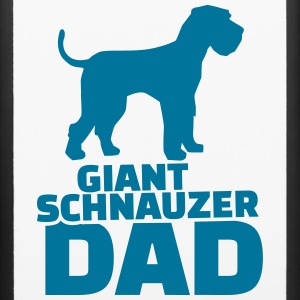 Giant Schnauzer Dad Accessories - iPhone 6/6s Rubber Case