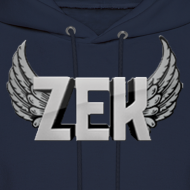 Design ~ Zek Logo - Hoodie