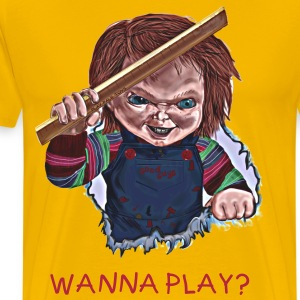 Killer Chucky T-Shirts - Men's Premium T-Shirt