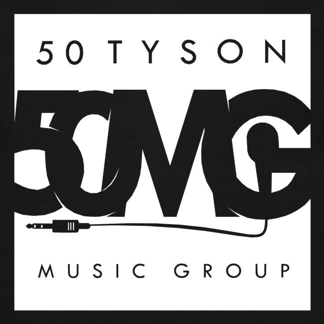 50MG Full Logo white Crew