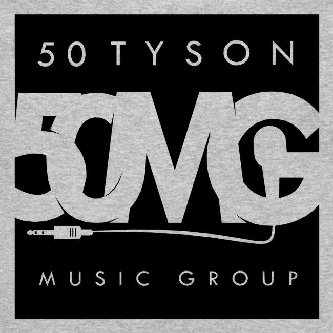 50MG Full Logo black crew