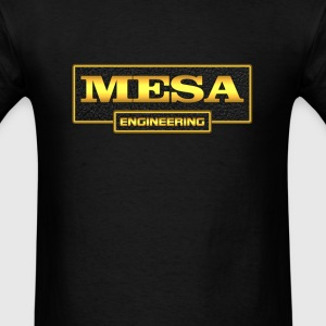 Mesa  Engineering Gold - Men's T-Shirt
