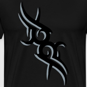 tribal tattoo - Men's Premium T-Shirt