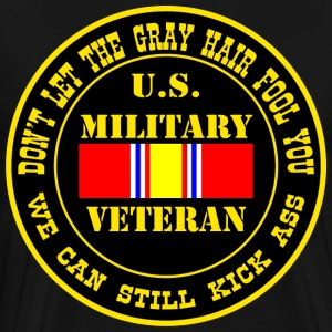 US Military Vet We Can Still Kick Ass - Men's Premium T-Shirt