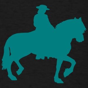 Horses, horse, riding, pony, cowboy, trot, Gallop T-Shirts - Men's T-Shirt