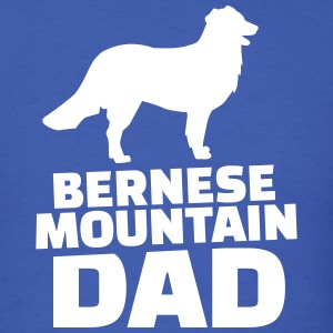 Bernese Mountain Dad T-Shirts - Men's T-Shirt